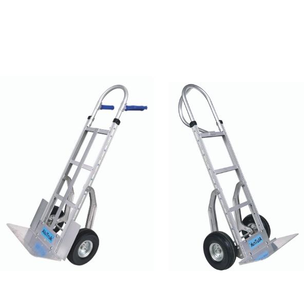 Wózki Dwukołowe Aluminiowe